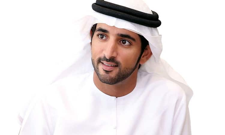 """حمدان بن محمد يطلق """"سوق ناسداك دبي للنمو"""" لدعم الشركات الناشئة والصغيرة"""