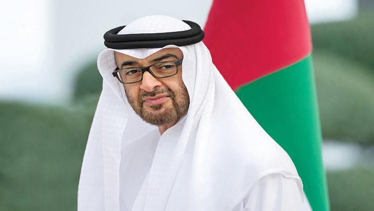 محمد بن زايد يستقبل وزير الخارجية الأمريكي
