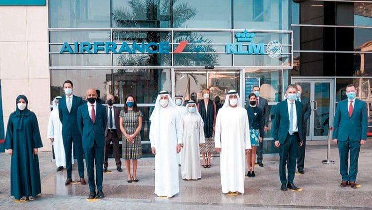 أحمد بن سعيد: نواصل استقطاب شركاء عالميين جدد يضعون ثقتهم في دبي