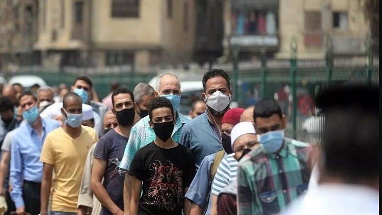 أعراض جديدة لكورونا في مصر