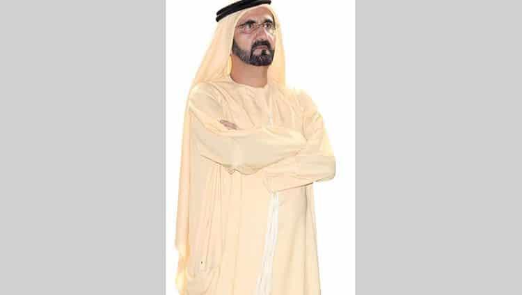 محمد بن راشد: لا شيء مستحيل في الإمارات