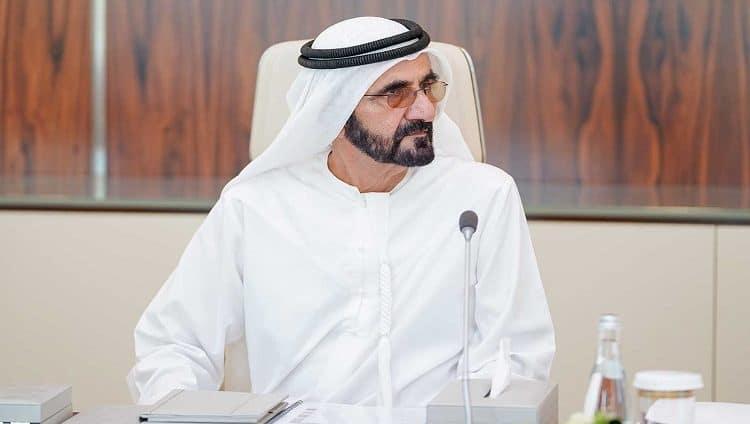 محمد بن راشد يهنئ سلطان عمان باليوم الوطني