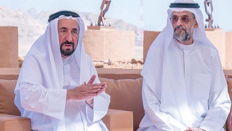 ولي عهد الشارقة: سلطان القاسمي وضع سياسة واضحة لمستقبل الإمارة