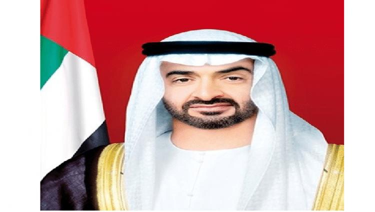 محمد بن زايد يبحث هاتفياً العلاقات الثنائية مع رئيس مجلس السيادة السوداني