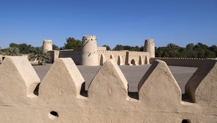 قلعة الجاهلي .. رمز للقوة ومعلم تاريخي بارز