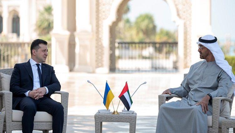 محمد بن زايد: الإمارات داعية سلام واستقرار وتعايش في المنطقة والعالم