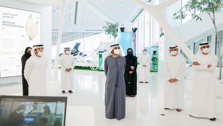 حمدان بن محمد: دبي تسير بخطى ثابتة في تحفيز وتنمية اقتصادها