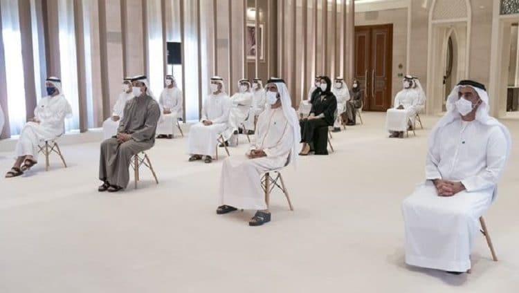 محمد بن راشد: أطلقنا استراتيجية صناعية جديدة للدولة