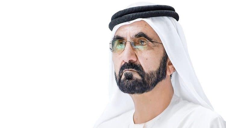محمد بن راشد يشيد بتوسع مبادرة «الجواز اللوجستي العالمي»