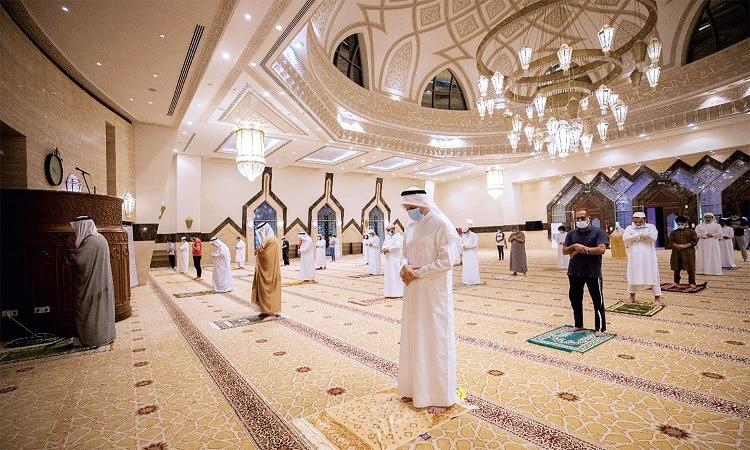 قائمة مصليات عيد الفطر المبارك في دبي
