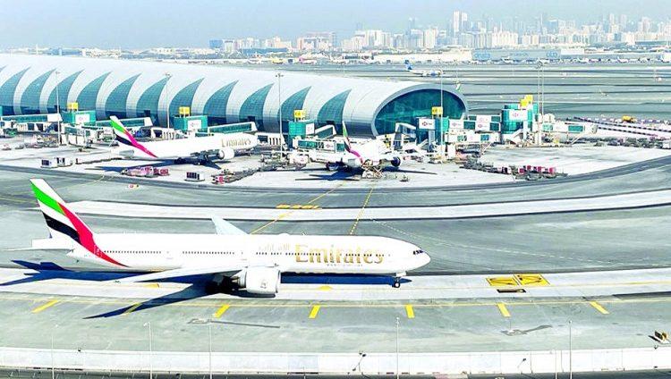 مطارات دبي تستعيد كامل ألقها الخميس