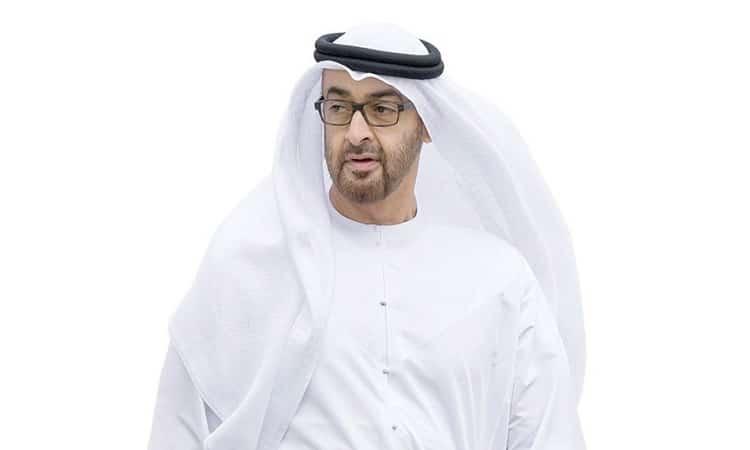 محمد بن زايد يهنئ رمضان قاديروف بفوزه بفترة رئاسية جديدة