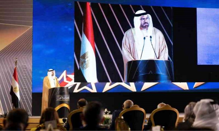 محمد القرقاوي: توثيق العلاقات الإماراتية المصرية يحظى باهتمام كبير من قادة البلدين