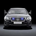 آخر سيارات «مرسيدس» المصفحة «إس غارد 600».. أحدث تقنيات الفخامة ومتطلبات الحماية