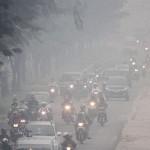 الضباب الدخاني يخيم على أجواء ماليزيا