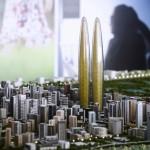 دبي تكشف عن بناء أطول برجين توأمين في العالم