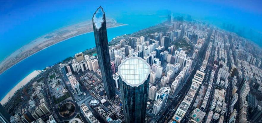 «برج محمد بن راشد» يحصد جائزة أفضل المباني العالية في المنطقة