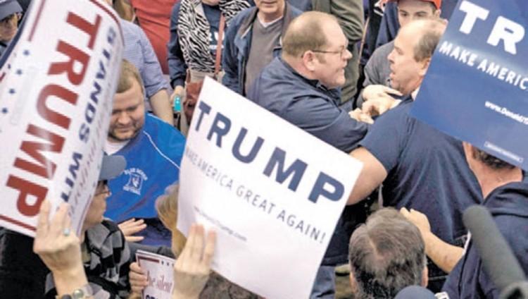 ترامب يتكبد هزيمتين كبيرتين في واشنطن ووايومنغ