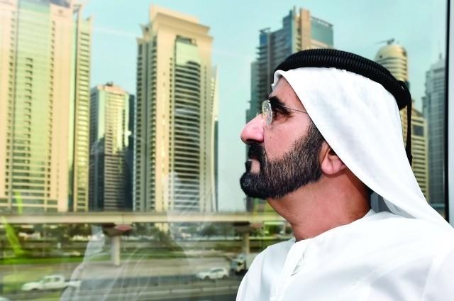 محمد بن راشد يرسي معايير جديدة لقادة الرأي الأكثر تأثيراً على المستوى العالمي
