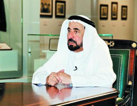 سلطان يوجه بتأمين صحي لأبناء موظفي حكومة الشارقة الوافدين