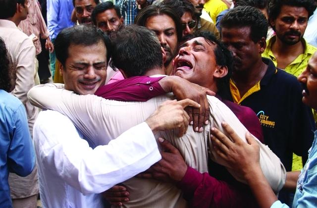 مقتل منشد صوفي باكستاني