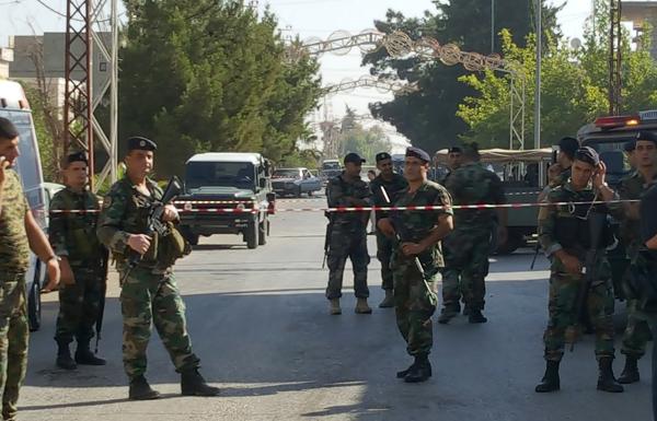 قتلى وجرحى في تفجيرات منطقة القاع اللبنانية