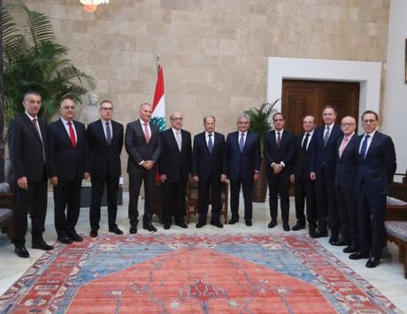 الحكومة اللبنانية على نار المشاورات وتوقع إعلانها قبل عيد الاستقلال