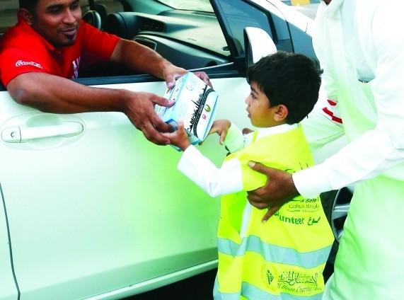 العطاء الإماراتي.. نهج إنساني أصيل يحتل الصدارة عالمياً