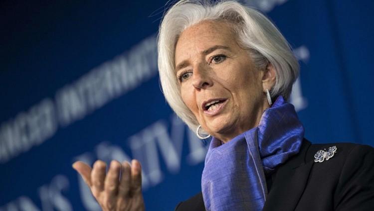 كريستين لاغارد: فرض الضرائب سيعزز من منظومة تنويع مصادر الدخل