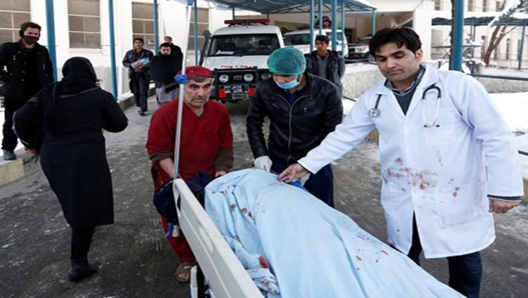 20 قتيلاً في عملية انتحارية خارج المحكمة العليا في كابول