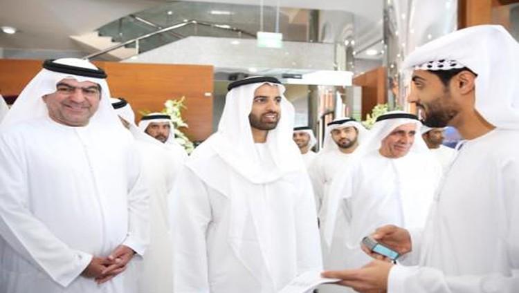 محمد بن سعود: الإمارات بقيادة خليفة تتبوأ مكانة مرموقة