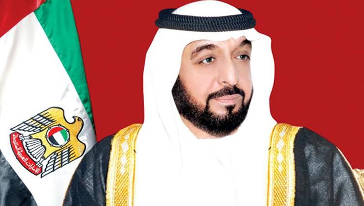 خليفة ومحمد بن راشد ومحمد بن زايد يعزون الرئيس الباكستاني