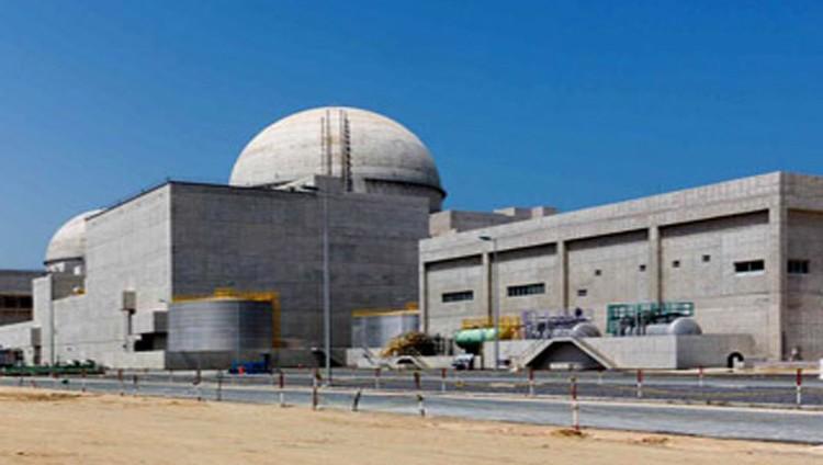 تشغيل المفاعل الأول العام المقبل