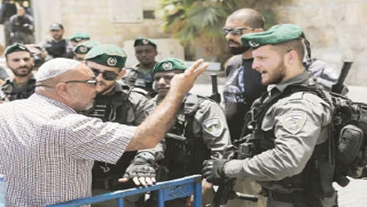 الجامعة العربية تدين الإجراءات الإسرائيلية في «الأقصى»