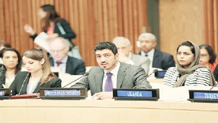 الإمارات تحبط تغلغل الإرهاب القطري في الأمم المتـحـدة