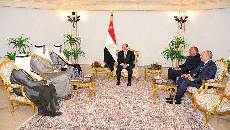 السيسي: لابد من تجاوب الدوحة مع شواغل القاهرة والدول الخليجية الثلاث