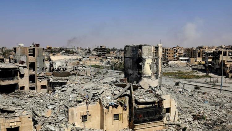 غارات «إسرائيلية» على مستودعات «حزب الله» قرب مطار دمشق