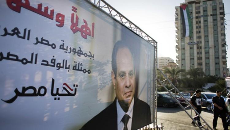 السيسي : مصر لن تتوقف عن دعم حقوق الشعب الفلسطيني
