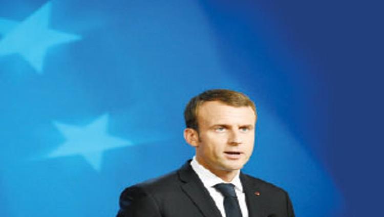 ماكرون: افتتاح «اللوفر أبوظبي» نقطة تحول حاسمة في العلاقات الإماراتية الفرنسية