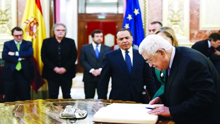 القيادة الفلسطينية «تجمّد» اتصالاتها مع واشنطن