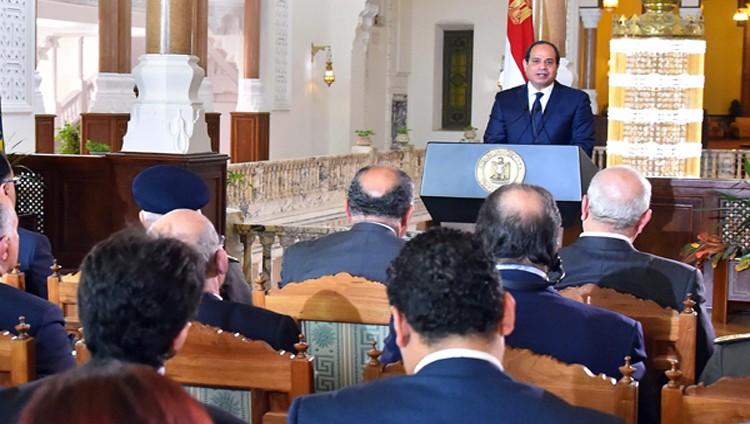 السيسي: مصر لن تنسى وقفة الأشقاء بجانبها عقب ثورة 30 يونيو