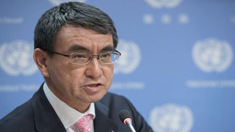 وزير الخارجية الياباني: الإمارات شريك استراتيجي