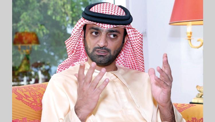 عمار النعيمي يوجه بصرف 600 ألف درهم للأرامل والمطلقات