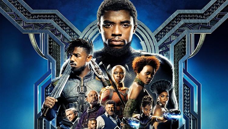 فيلم «النمر الأسود» يتصدر للأسبوع الرابع