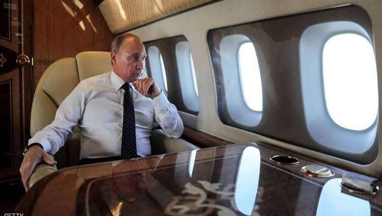 بوتين أمر بإسقاط طائرة ركاب على متنها 110 ركاب