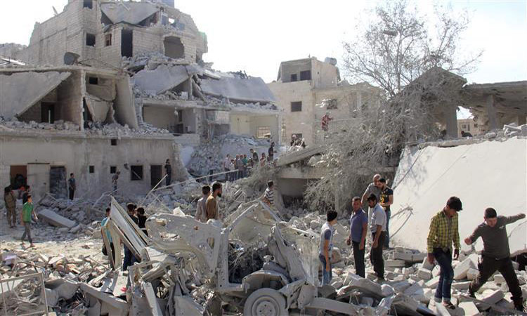 الأمم المتحدة: 3 ملايين في إدلب معرضون لخطر القتال بين الأطراف