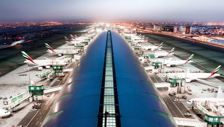 «دبي الدولي» أكبر مطار في العالم للعام الخامس على التوالي
