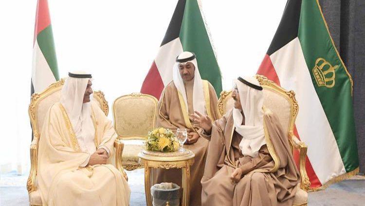 حمد الشرقي يلتقي أمير الكويت وعاهل البحرين ورئيس الوزراء الإيرلندي