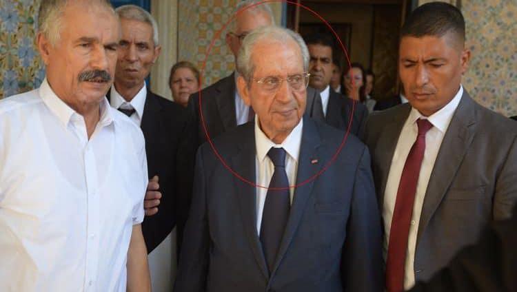 رئيس البرلمان التونسي يؤدي القسم رئيساً مؤقتاً بعد وفاة السبسي