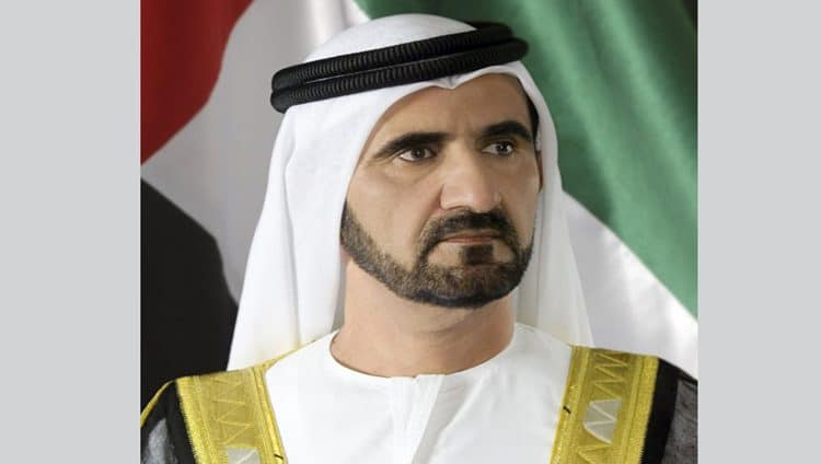 محمد بن راشد : كل عام وأنتن أجمل وأعظم يا قلوب الوطن